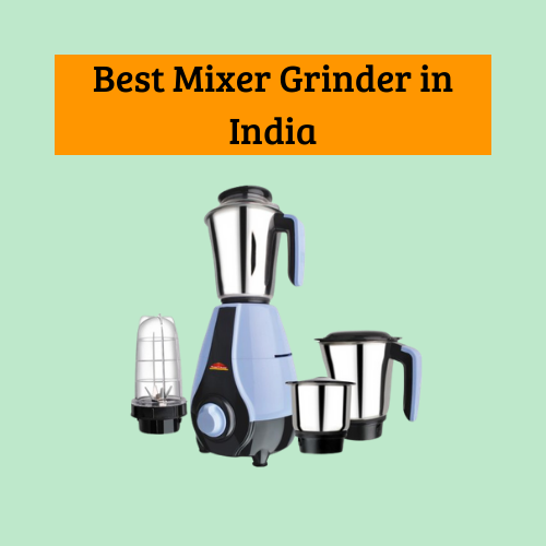 Icon for the best mixer grinder in india