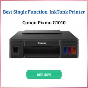 InkTank Printer Sidebar