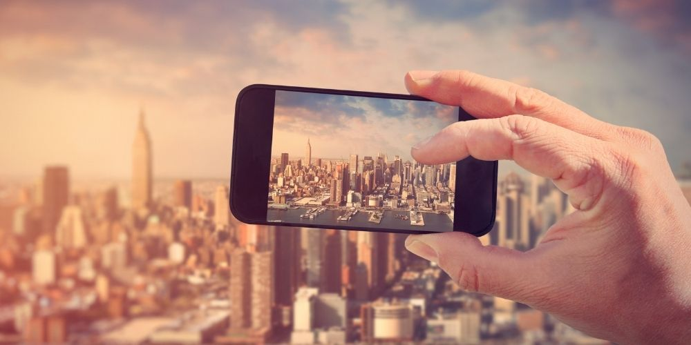 How to take good photos with phone