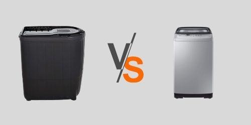 semi vs fully automatic washing machine